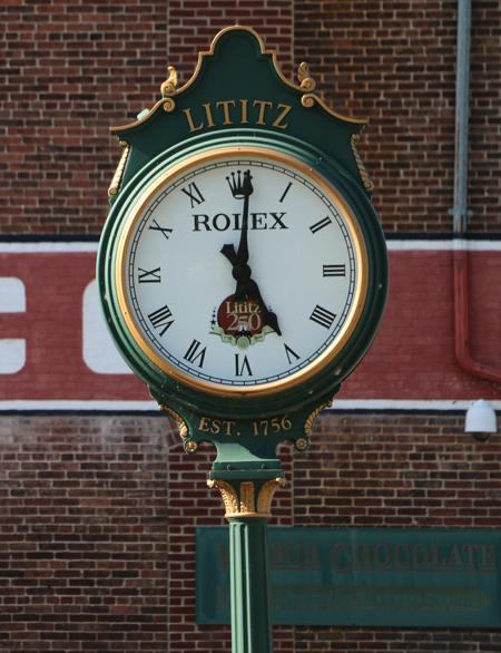 Lititz-Clock